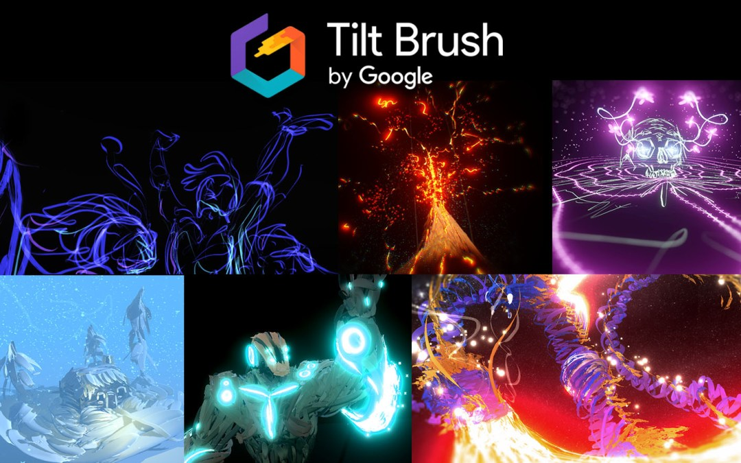Tilt Brush: la app de realidad virtual para artistas