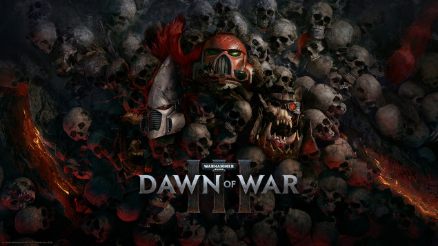 ¡Se anuncia Dawn Of War 3!