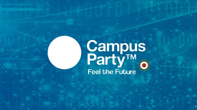Listos para la séptima edición de Campus Party