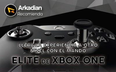 Recomienda | Lleva la experiencia a otro nivel con el mando Elite de Xbox One