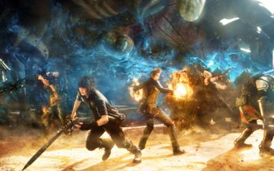 E3 2016 | Impresionante gameplay de Final Fantasy XV