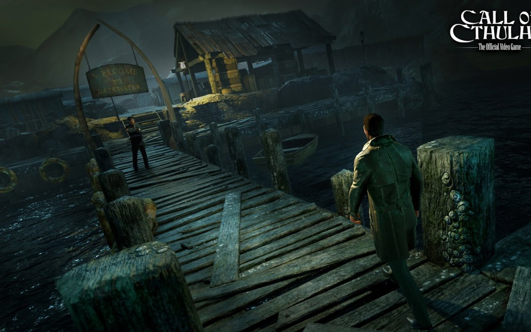Call of Cthulhu – Estrena Trailer bajo nuestras narices