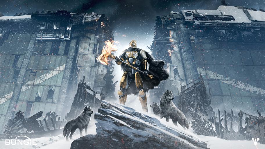 Anuncio del nuevo DLC de Destiny: Rise of Iron