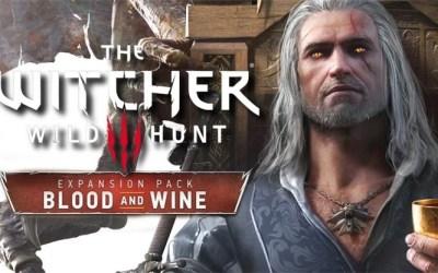 Easter egg de Game of Thrones en The Witcher III: Blood and Wine
