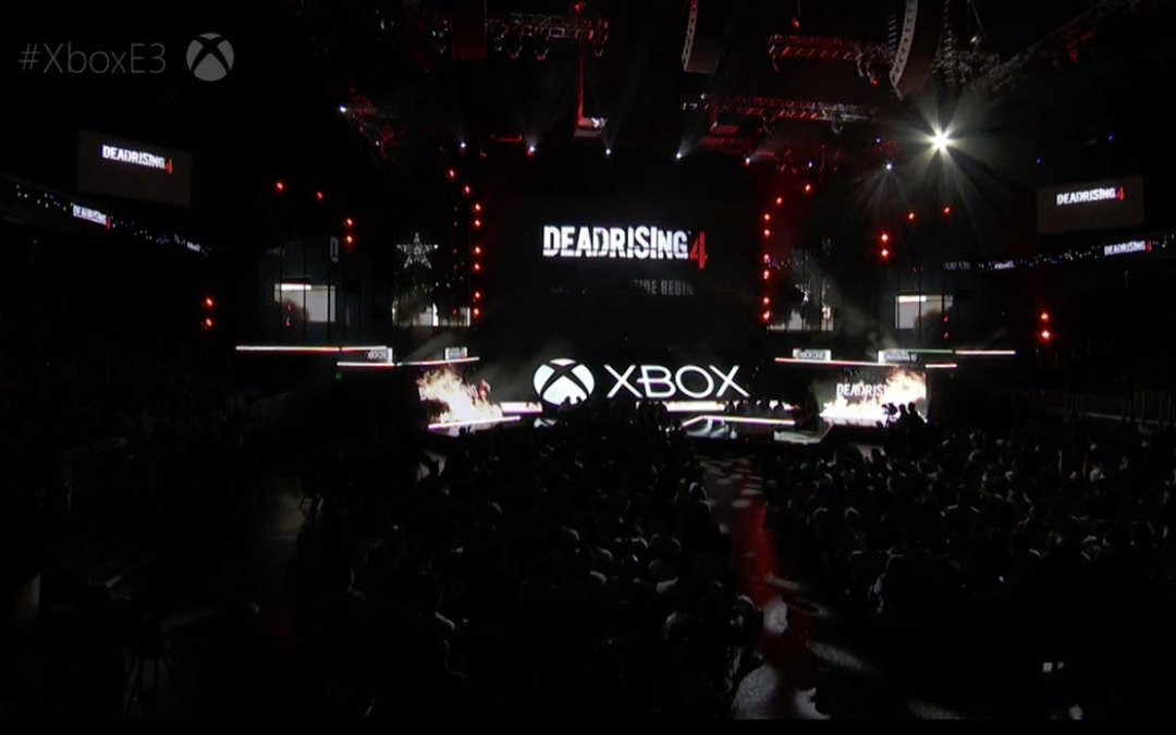 E3 2016 | Dead Rising 4 es anunciado oficialmente
