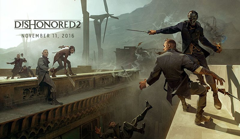 E3 2016   Bethesda anuncia edición de colección para Dishonored 2
