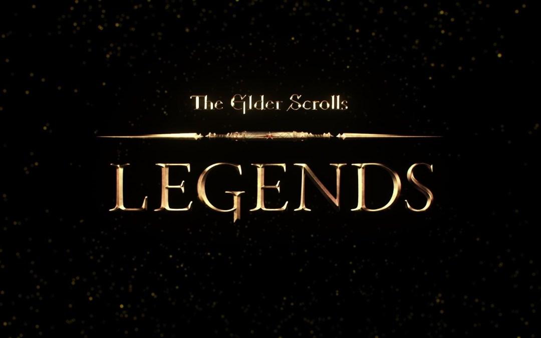 E3 2016 | Bethesda presento nuevo trailer para The Elder Scrolls Legends