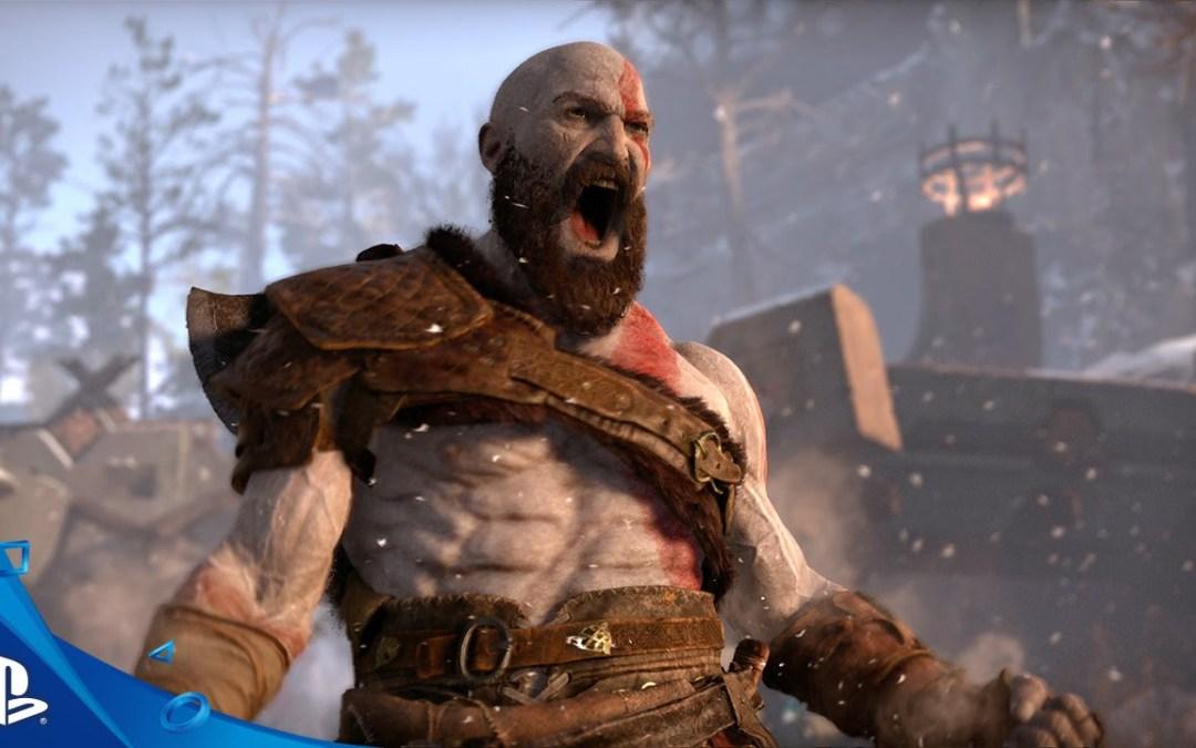 E3 2016 | El nuevo God of War es mostrado por primera vez
