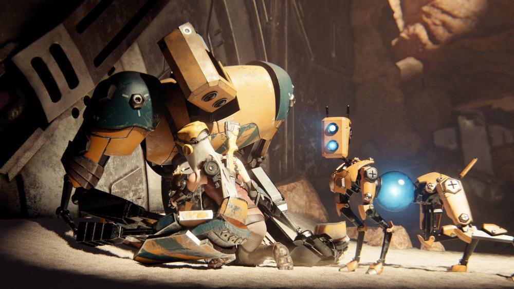 E3 2016 | Gameplay y fecha de lanzamiento para ReCore