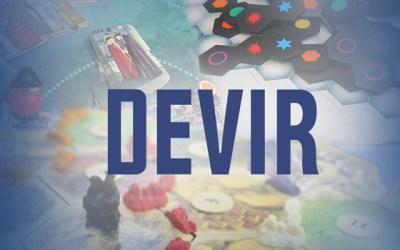 DEVIR | Torneos Nacionales de juegos de Mesa 2016 en el CCD