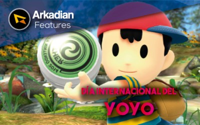 Features | Día internacional del yoyo