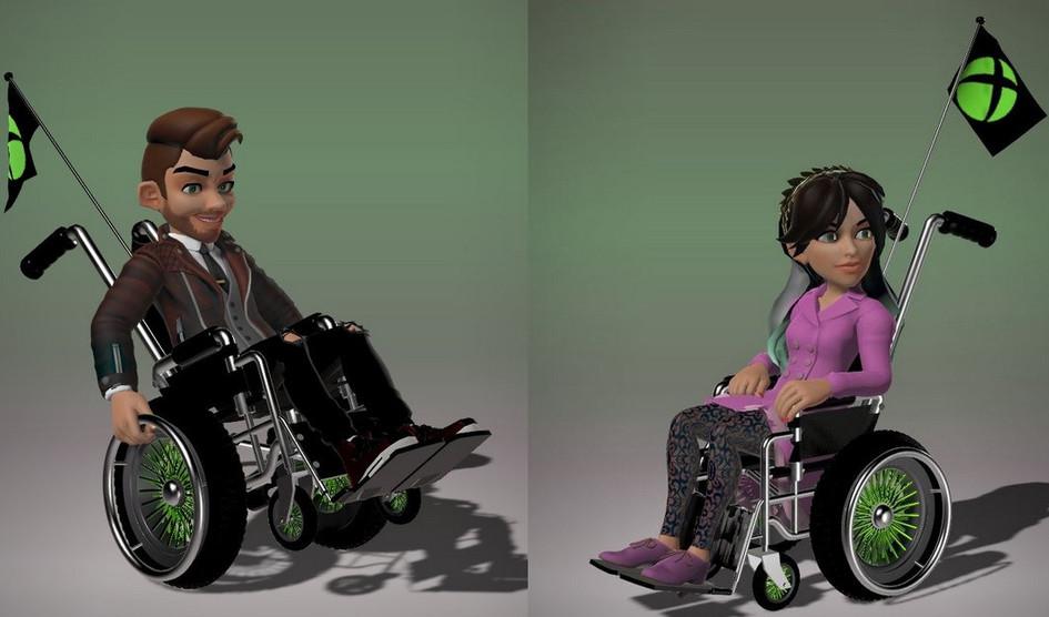 Posible actualizacion a los avatar de Xbox Live