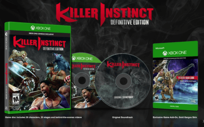 Anuncian Killer Instinct: Definitive Edition