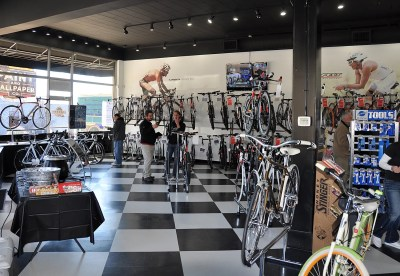 A New Local Bike Shop! ....and it's so clean! | Arkansas Outside
