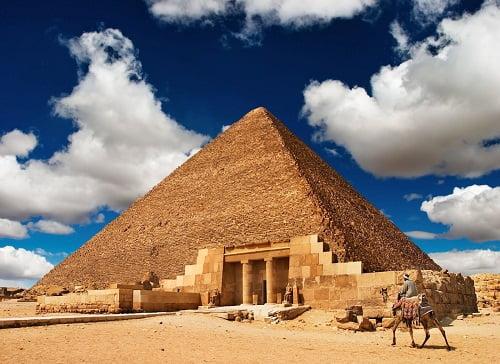 Arquitectura en el antiguo egipto arkiplus for Arquitectura de egipto