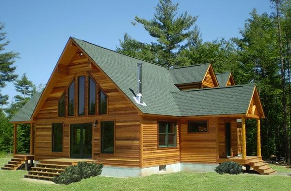 Casas prefabricadas en estados unidos arkiplus - Viviendas modernas prefabricadas ...