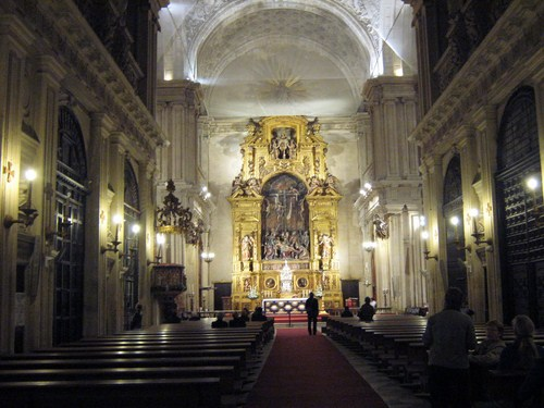 parroquia del Sagrario