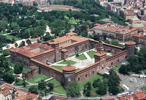 Castillo Sforzesco3