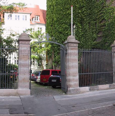 Amaliegade 2. Efter.