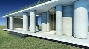 Esempio di edilizia sostenibile (da ecoblog.it)