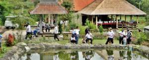 Outbound Bali - Program Mancing