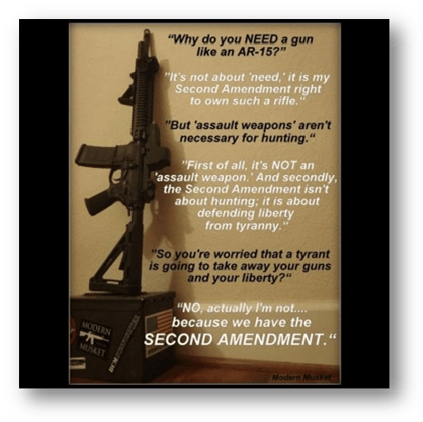 gun control and the constitution This article was first published on the council on foreign relations site the debate over gun control in the united states has waxed and waned over the years, stirred by a series of mass killings.