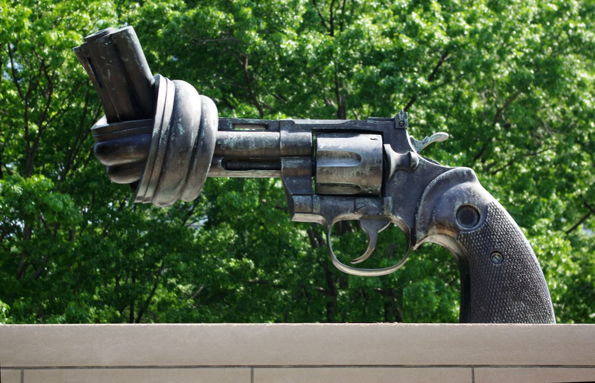 Debunking the Five Most Important Myths About Gun Control