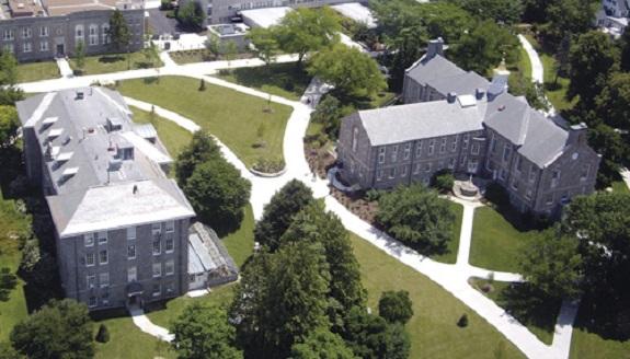The University of Rhode Island's Kingston campus. (Photo: Wikimedia Commons)