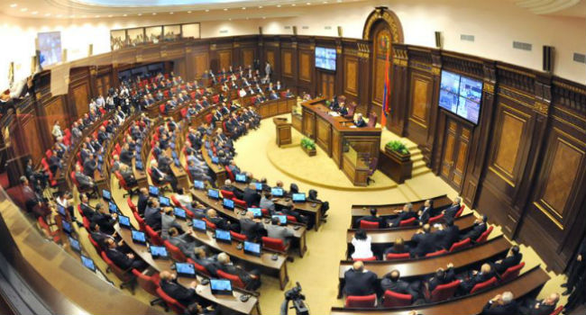 Armenia Officially Recognizes Greek and Assyrian Genocide
