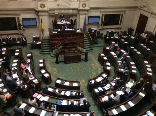 Belgian Chamber of Deputies Recognises the Armenian Genocide
