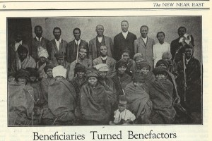 Indigenous Kaffir Folks South Africa who contributed to the Armenian relief appeal. Source New Near East March 1921. 300x200 Cuba, China, Korea, Hawaii and the Armenian Genocide