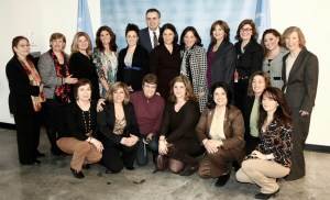 057 300x182 Panel at UN Explores Women's Empowerment and Sustainability in Armenia