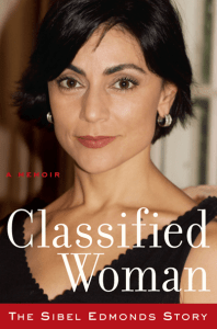 classified woman 198x300 Book Review: Classified Woman: The Sibel Edmonds Story