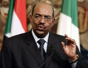 omar al bashair 300x233 Sassounian: Congress May Cut off Aid to Turkey for Hosting Sudan's Genocidal President