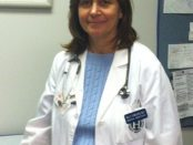 Nelly Oundjian, a medical geneticist with a specialty in pediatrics and clinical psychogenetics