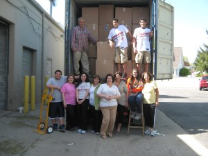 UAF shipment 005 300x225 Detroit ARS Sends $75,000 Shipment to Karabagh