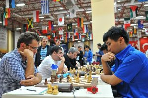 AKA 3104 300x199 Armenia Leads Chess Olympiad Standings after Round 5