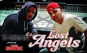 R Mean with Grammy nominated rapper The Game 300x183 'Doing Music for the Love of It': An Interview with Rapper R Mean