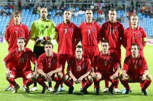 luxembourg national football team 300x198 Graham: Armenia Soccer Team Opens Season with Draw