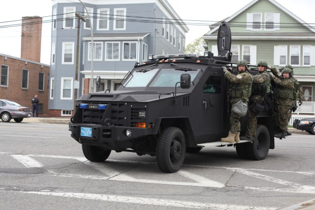 Nanore pic SWAT Team in front of Baikar Association 1024x682 Watertown Family Describes Minutes Leading to Dzhokhar Tsarnaev's Arrest