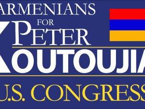 Armenians for Peter Koutoujian