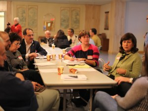 The St. Stephens Armenian Church in Watertown hosted the first New England Prelacy Seminar on Public Relations on Nov. 16.