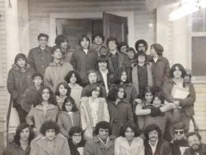 AYF members gathered for a New England Conference at the Lowell ARS Community Center in 1976. The center just celebrated its 50th anniversary with three generations attending.