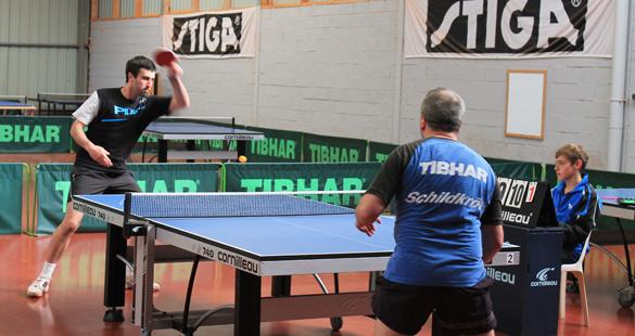 Finale du tournoi détente - 16/06/2012