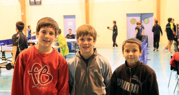 interclubs - cadets - APP2 - 24/11/2012