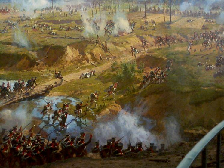 Hd Wallpaper Dimensions Moscow Russia Panorama Of The Battle Of Borodino