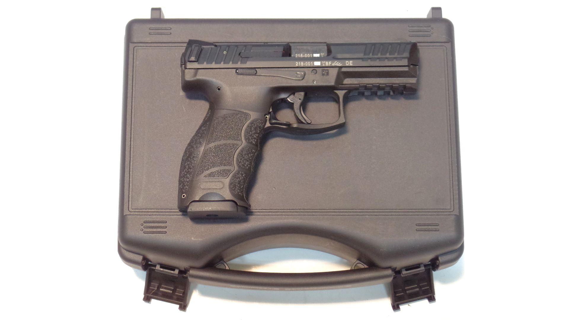 Heckler & Koch - SFP 9 calibre 9Para
