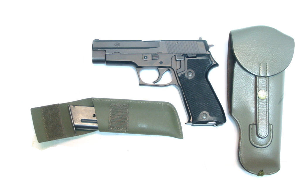 SIG P220 (P75) calibre 9Para