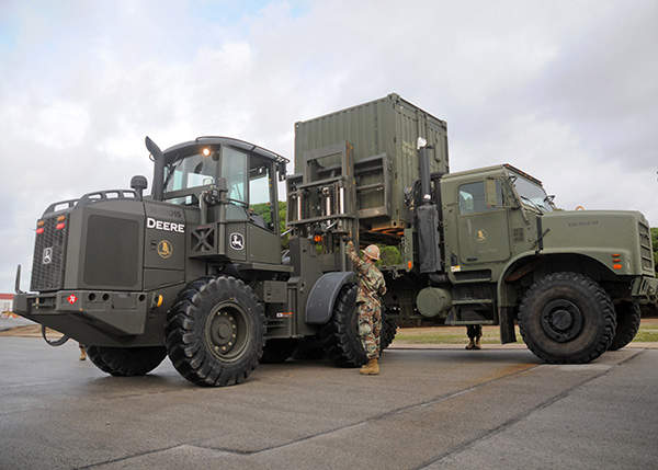 Oshkosh Medium Tactical Vehicle Replacement (MTVR) - Army Technology