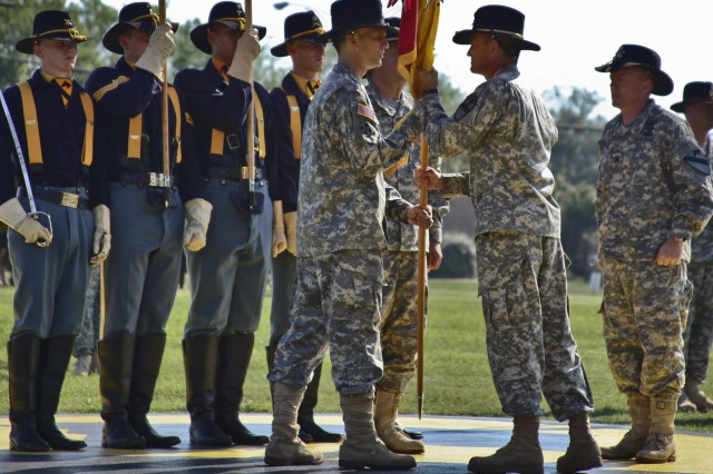 1st Air Cavalry Brigade changes command Article The United